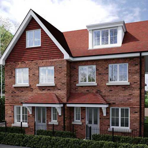 Gold Cup Gate - New Homes Development