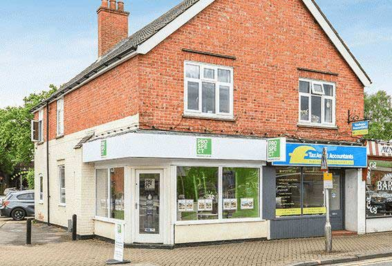 Letting Agents sandhurst